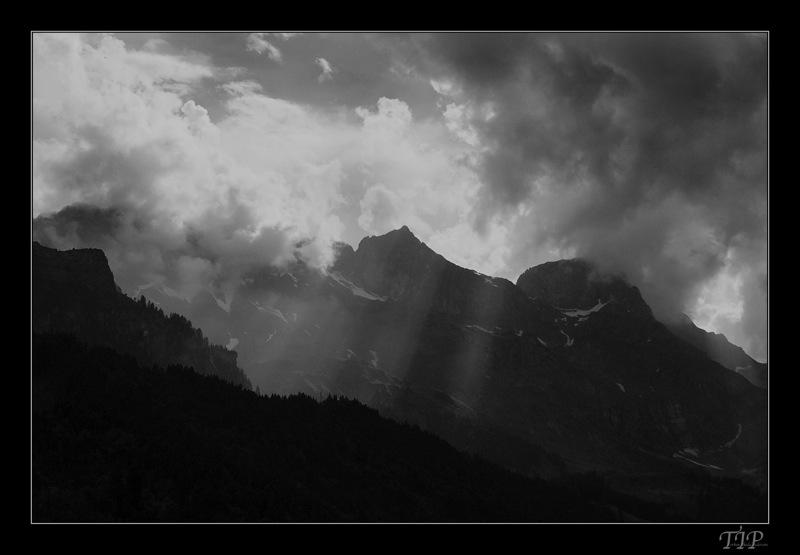 schweiz bjerge