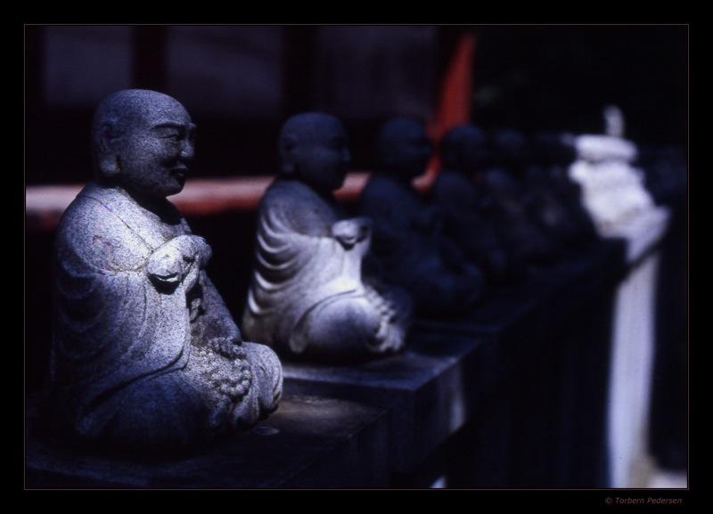 Små buddhaer